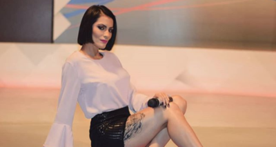 HOY / Luz Marian llega a 'Premios Eiko Regional' con videoclip sobre violencia de género