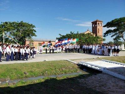 Celebran 114 años de Puerto Sastre en el Chaco
