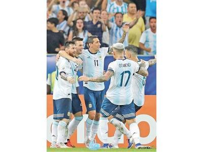 Argentina-Brasil, choque de trenes