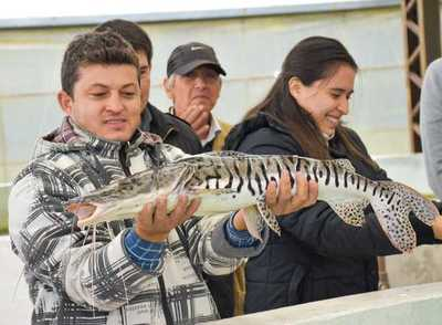 Capacitación en producción acuícola se extiende a instructores del SNPP