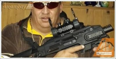 'Matungo': Pieza clave en red internacional de tráfico de armas