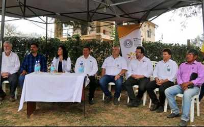 Inician obras del Centro de información y recepción de visitantes en el Chaco