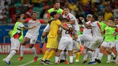 Perú semifinalista de la Copa América
