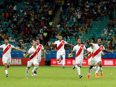 La Copa América tendrá en las semifinales dos clásicos