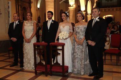 La boda de Montserrat y Jorge