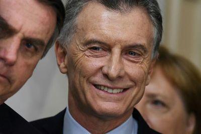 Macri defiende acuerdo Unión Europea-Mercosur