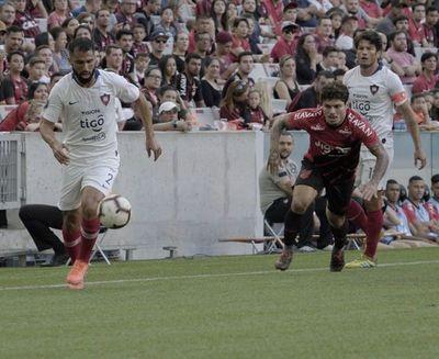 Cerro, en gran partido, doblegó a Paranaense