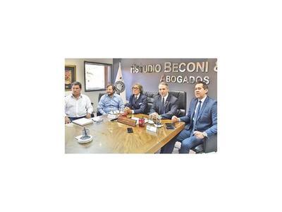 Colacem se siente con garantía jurídica para invertir en Paraguay