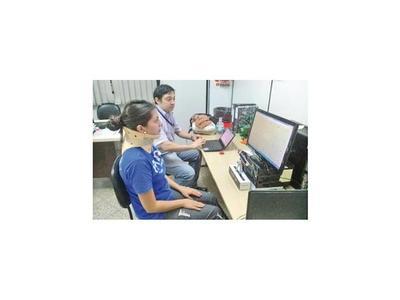 Software facilita que gente con   cuadriplejia pueda comunicarse