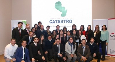 Catastro celebró primer año de implementación del Expediente Electrónico