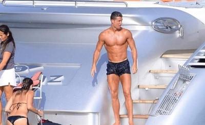 HOY / Las soñadas (y carísimas) vacaciones de Cristiano Ronaldo