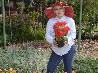 Luto en el reino de las plantas: falleció la Rubia