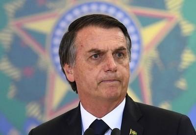 Bolsonaro dice que la captura de un militar brasileño en España 'perjudicó' a Brasil