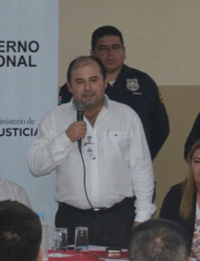 Desvinculan de la Función Pública a exdirector de penitenciaría de San Pedro