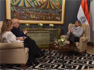 Mario Abdo aseguró que pacto en el Congreso no incluye juramento de Cartes