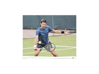 La élite del tenis mundial compite en Wimbledon