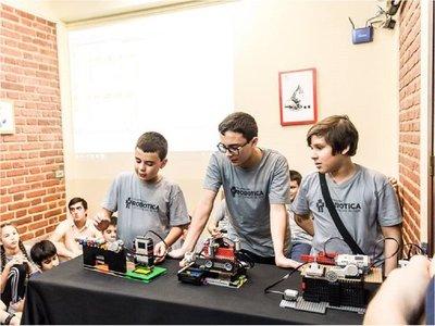 Cursos de robótica para niños a partir de 6 años