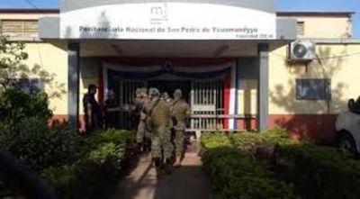 Ministro de Justicia admite que ex director de la cárcel de San Pedro representaba un cupo político