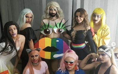 HOY / Vivi Figueredo, madrina del Orgullo LGBTI 2019 en Paraguay