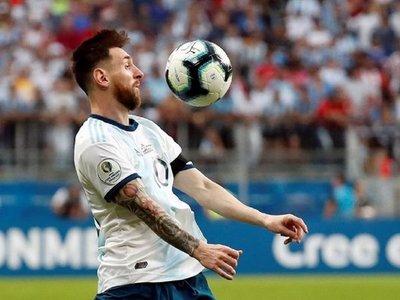 La Copa América espera a Messi