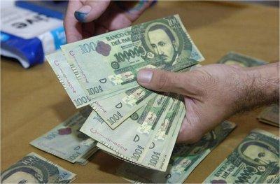 Ejecutivo decreta reajuste de G. 84.340 al salario mínimo