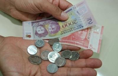 HOY / Aumento de sueldo de 80.277 G. Vs. costo de vida es irreal dicen y piden mínimo de 2.800.000