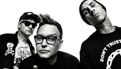 Hoy es el día de Blink 182 y para celebrarlo, la banda lanzó un nuevo single