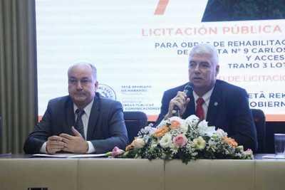 Junta aclaratoria reunió a 24 firmas interesadas en trabajar por la reconstrucción de la Transchaco