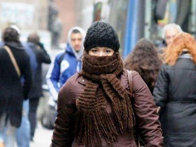 Frío polar ingresará al país a mediados de esta semana