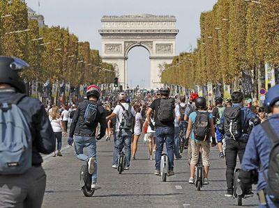 París prohíbe los vehículos diésel