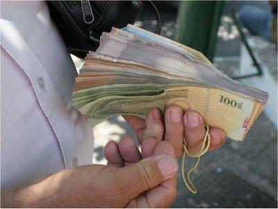 El Ejecutivo decreta suba de G. 80.277 del salario mínimo