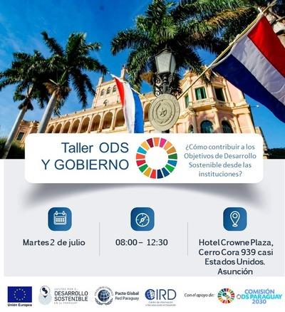 Buscan mayor participación de instituciones públicas en cumplimiento de la Agenda 2030
