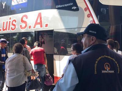 Dinatran recuerda requisitos quedeben gestionar para transportes turísticos