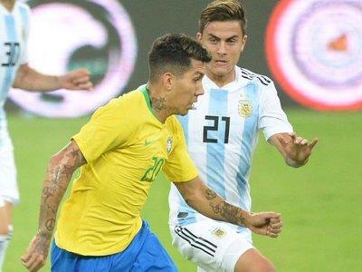 Brasil vs. Argentina: Con sabor a final