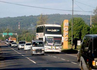 Plata para Rutas 2 y 7 supone confianza internacional al país