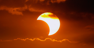 Eclipse solar podrá ser observado hoy