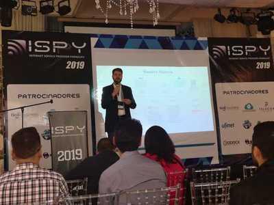Tigo Business presente en evento de proveedores de internet del Paraguay