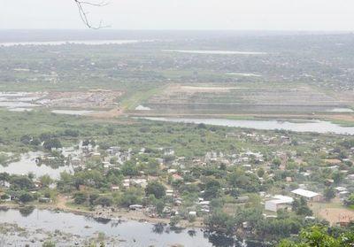 NIVEL DEL RIO PARAGUAY DESCIENDE PAULATINAMENTE