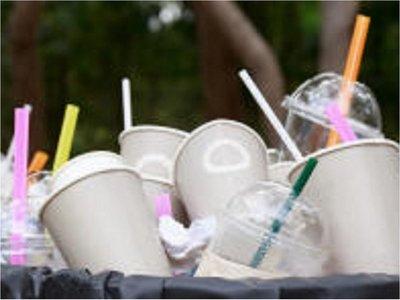 Washington prohíbe el uso de las pajitas de plástico