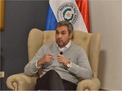 Abdo Benítez habló sobre ministros fuera de cámaras, revelan