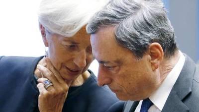 Christine Lagarde presidirá el BCE y Ursula von der Leyen, candidata a liderar la Comisión Europea