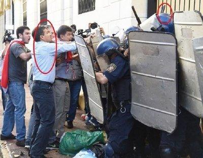 Piden nuevamente 15 años de cárcel para policía que disparó a Édgar Acosta