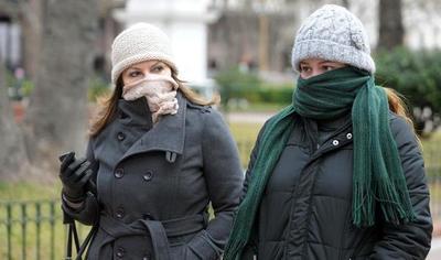 Anuncian frío polar para este fin de semana