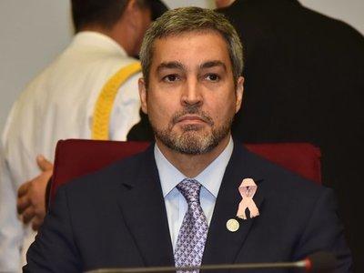 Solicitan juicio político contra Mario Abdo Benítez