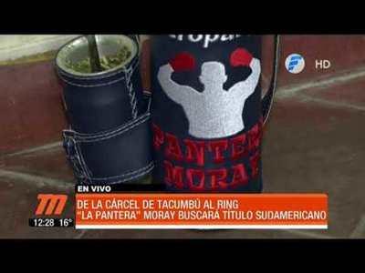 De la cárcel de Tacumbú al ring