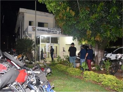 Fiscalía acusa a policías y pide juicio oral por reducción y otros hechos