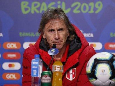 """Gareca: """"Necesitamos encontrarnos futbolísticamente"""""""