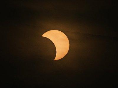 El eclipse de Sol sí se vio en Paraguay