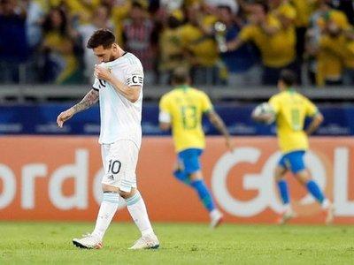 Messi y la eterna decepción albiceleste