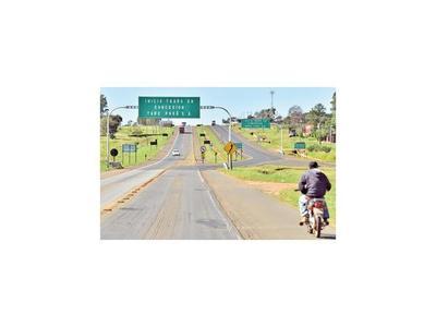 Obras de rutas 2 y 7 iniciarán en agosto desde Caaguazú